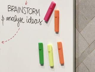 Picture of easySTYLE Whiteboard - 49in