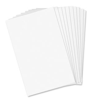 Picture of Soft Textured Bright White Cotton - A2