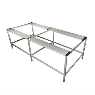 Picture of Double SmartFold Bench for E3SF160